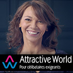 Logo Attractive World senior